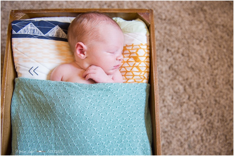 Grandma made the quilt sweet Teddy is laying on so we had to incorporate that in the photos!