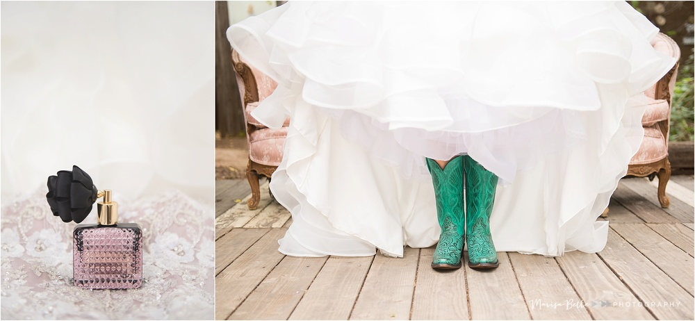 Emily's teal boots were a gift from Billy to his beautiful wife, I need to get myself a pair!!