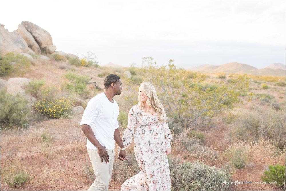 Tom's Thumb Trailhead | Scottsdale, Arizona | Phoenix Engagement and Wedding Photographer | www.marisabellephotography.com-15.jpg