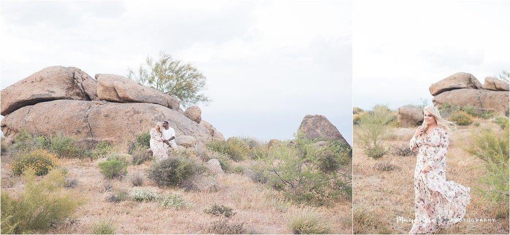 Tom's Thumb Trailhead | Scottsdale, Arizona | Phoenix Engagement and Wedding Photographer | www.marisabellephotography.com-23.jpg