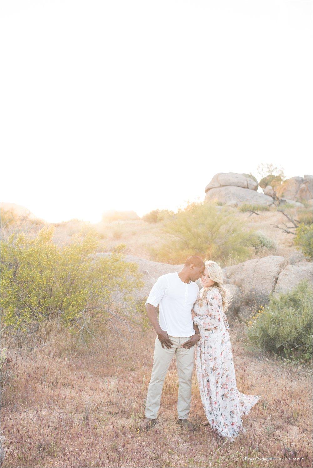 Tom's Thumb Trailhead | Scottsdale, Arizona | Phoenix Engagement and Wedding Photographer | www.marisabellephotography.com-14.jpg