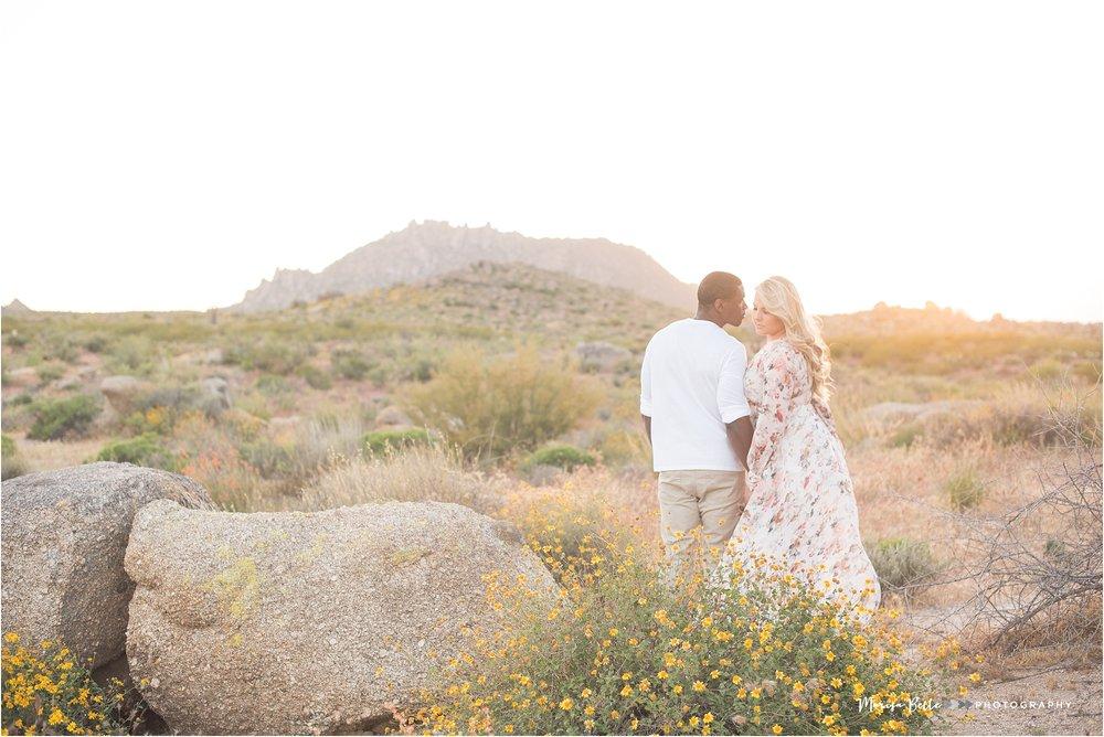 Tom's Thumb Trailhead | Scottsdale, Arizona | Phoenix Engagement and Wedding Photographer | www.marisabellephotography.com-21.jpg