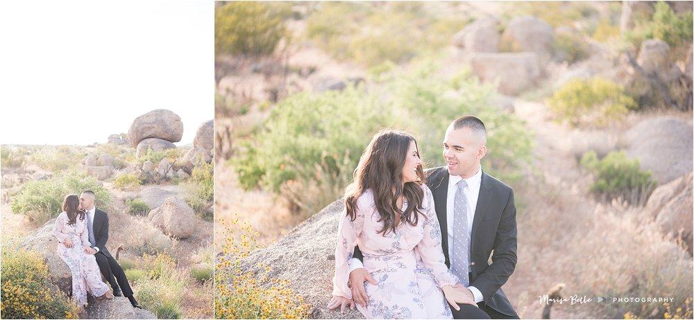 Tom's Thumb Trailhead | Scottsdale, Arizona | Phoenix Engagement and Wedding Photographer | www.marisabellephotography.com-8-1.jpg