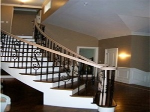 Stair Construction and Installation         ·    Removal of old stairs and install new