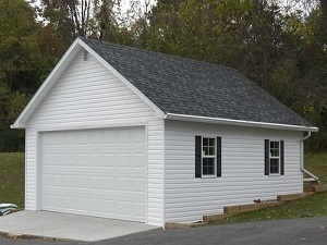 Garage Construction & Renovation · Renovate or build new garages · From foundation to roof · Siding and painting