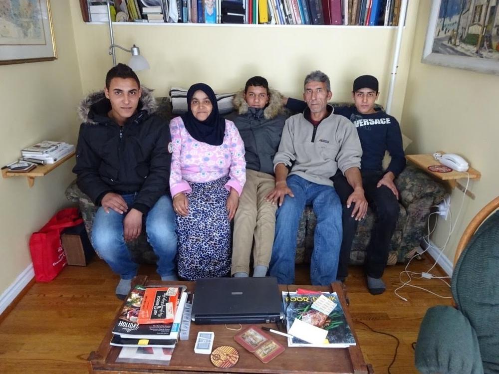 Al Damook family