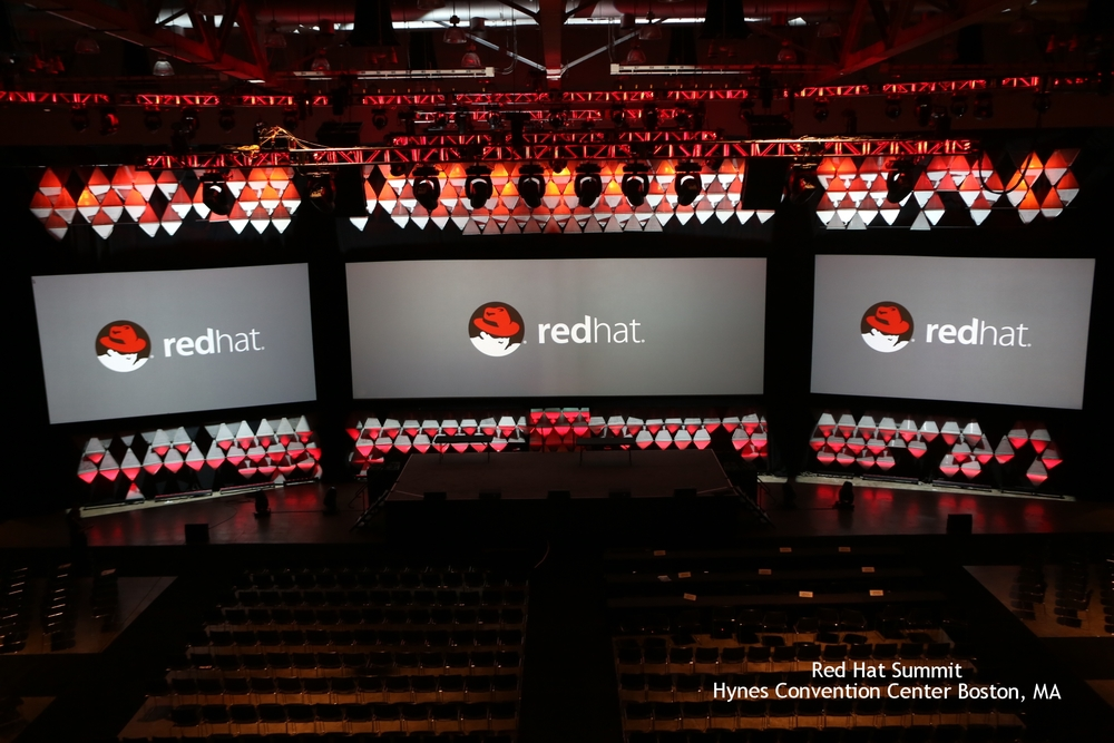 Red Hat Summit  Hynes Convention Center Boston, MA