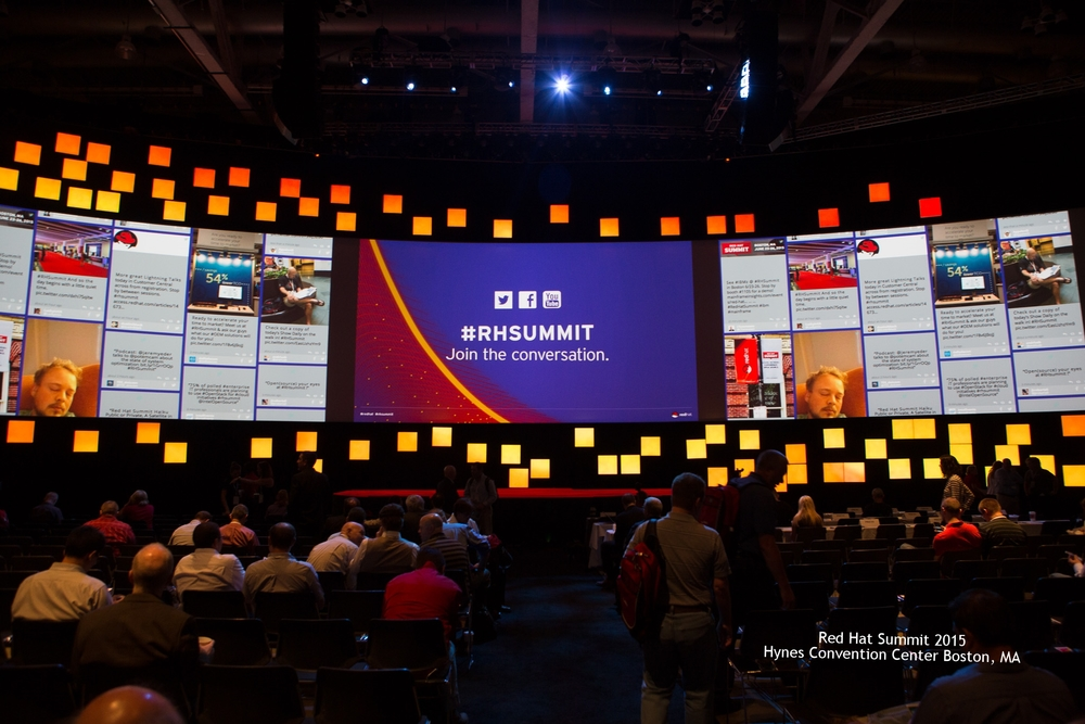 Red Hat Summit 2015 Hynes Convention Center Boston, MA