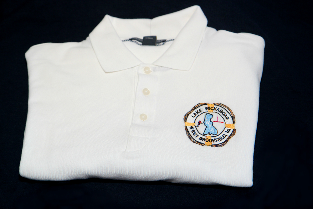 Golf Shirts with embroidered logo $40