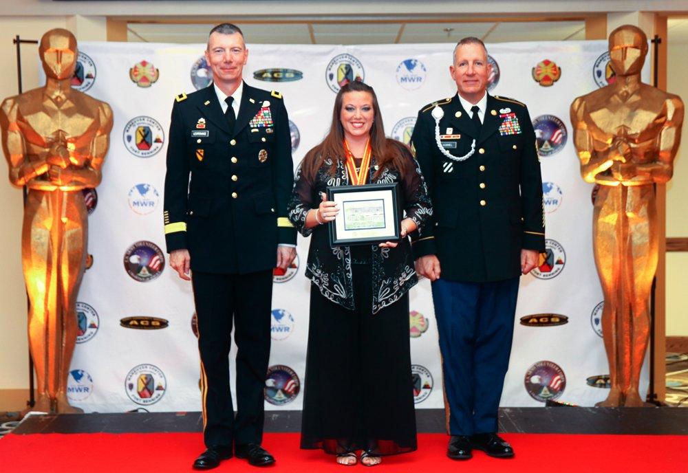 MCoE Volunteer of Excellence Award 2017