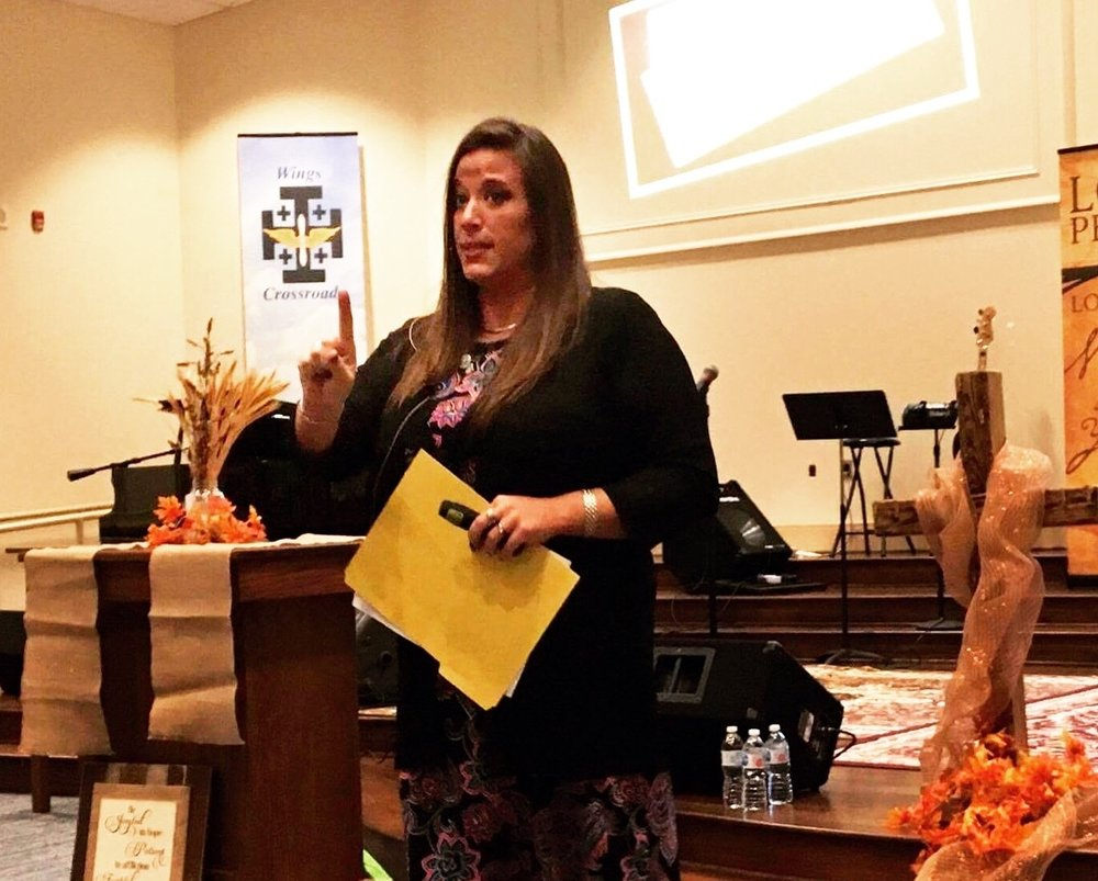 Testimony shared with Fort Rucker PWOC