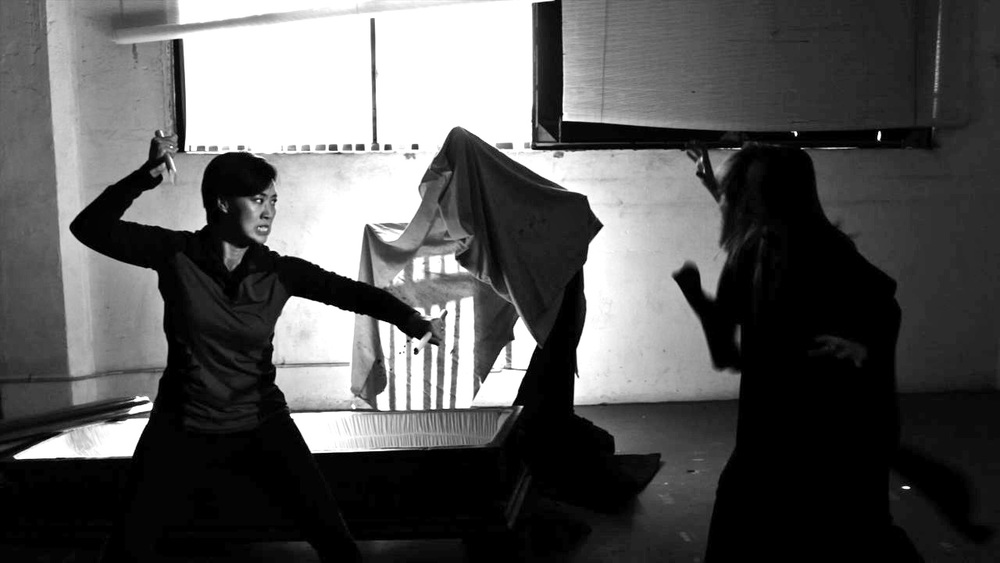 "You're watching EPISODE 9 of ""UNUSUAL TARGETS, a supernatural comic book-noir web series that follows the story of aspiring monster hitman LEE LIN.  In this season-ending episode, the battle between Lee's love, Luisa and Lee's sister, Agatha, begins!  Who wins this girlfight of two bad-ass women?  And does Lee finish the job?  Starring Teddy Chen Culver, Jaycie Dotin, Joyce Liu and Elise Cantu.  if you like what you see, please help us make Season 2 by contributing to our indiegogo campaign: http://igg.me/at/unusualtargets.  Catch all episodes of Season 1 on this channel and subscribe to see more!  Check out www.unusualtargets.com for more info... be sure to share if you like what you see, and thanks for watching!"