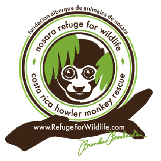 REFUGE FOR WILDLIFE    Founded in January of 1999 the refuge has been a place for the injured, displaced and orphaned wildlife from Nosara and the Nicoya Peninsula region of Costa Rica for 18 years. Their mission is to rescue, rehibilitate, and release.