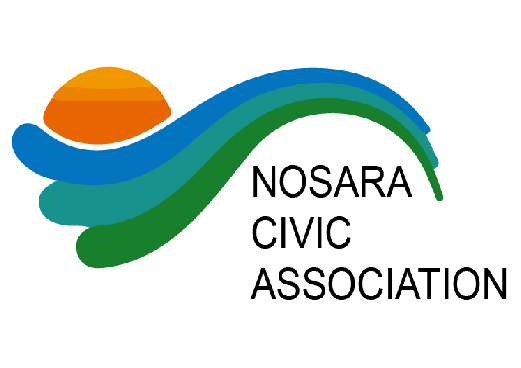NOSARA CIVIC ASSOCIATION    The Nosara Civic Association (NCA) is a group of Nosara area residents and businesses dedicated to protecting the beaches of Nosara and the surrounding environment. Now celebrating its 40th year, the NCA promotes an understanding of that environment's fragility and the need for careful community development through advocacy, conflict resolution, and communication of relevant information.
