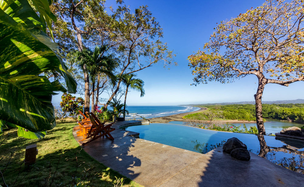 Ocean & River Views | Shared Infinity Pool | Couples Hideaway
