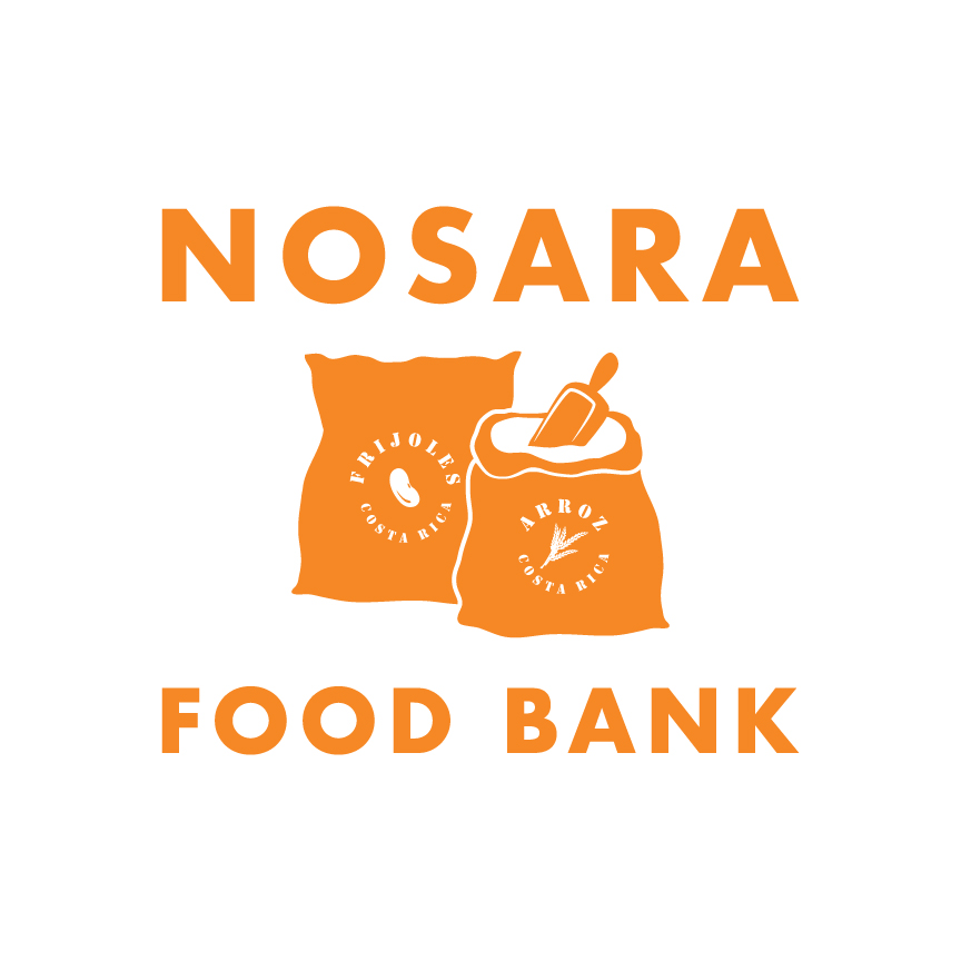 NOSARA FOOD BANK    The Nosara Food Bank helps low-income families throughout the Nosara District. Items can be dropped off at the Super Nosara