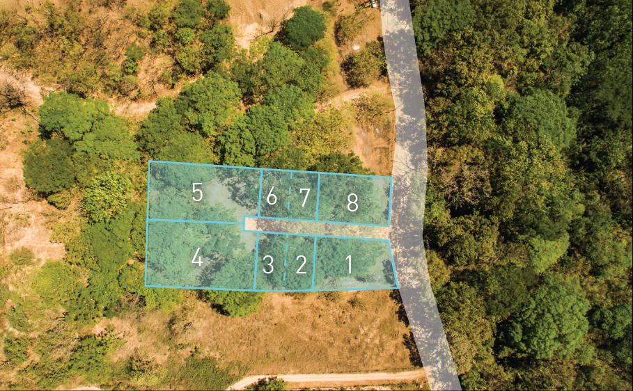 0.12 - 0.31 acres | 480 -1,235 m² | Best Value