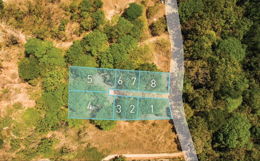 0.12 - 0.31 acres | 480 - 1,235 m² | Best Value