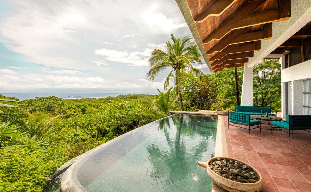Ocean View | Walk to Beach | Private Infinity Pool
