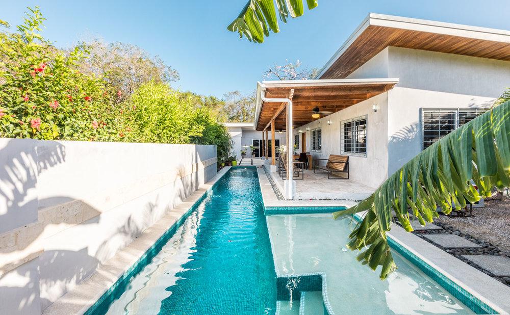 Walking Distance to Beach | Private Pool | Spacious Kitchen