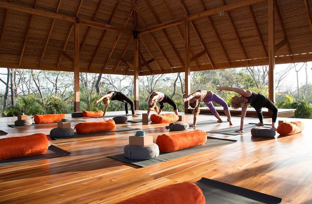 Photo by Bodhi Tree Yoga Resort