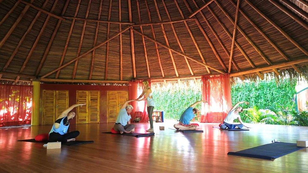 Photo by Iluminar Yoga Hotel