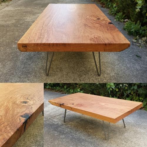 17 Blue Eucalyptus Coffee Table — Paul Gardner Harris