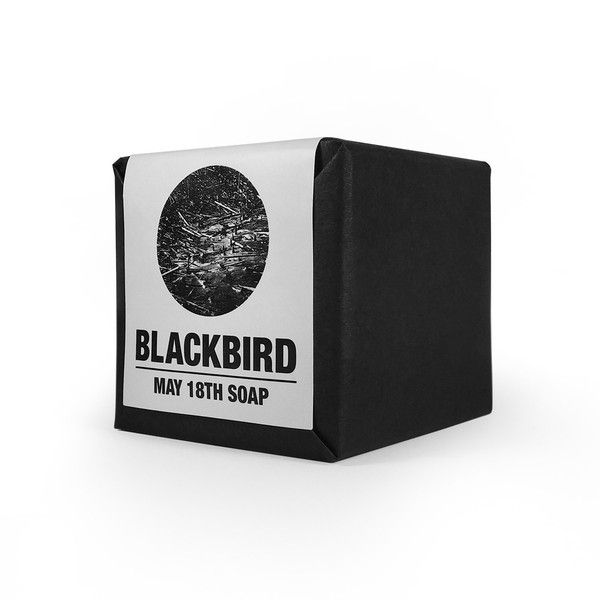 black bird soap