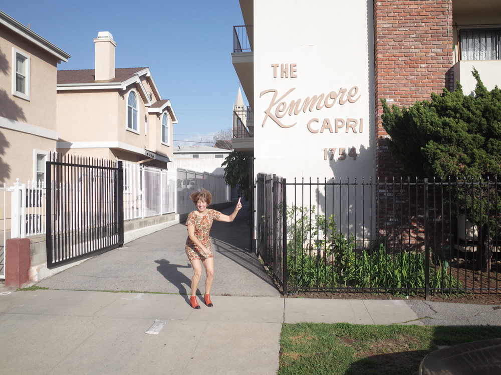 The Street Where I Live Kira Hesser