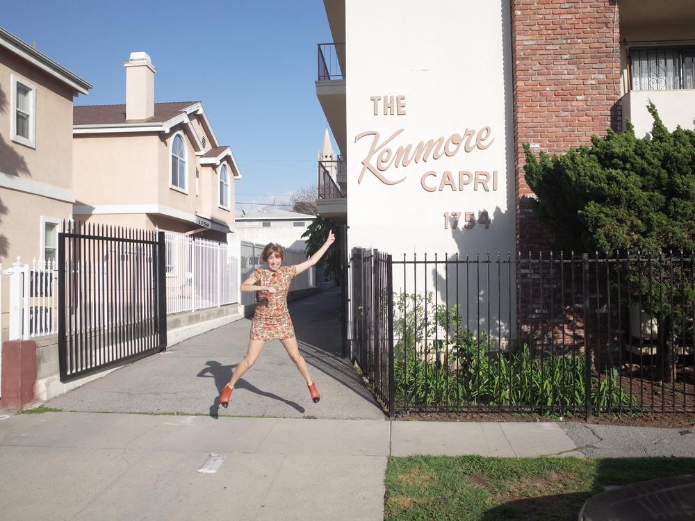 Kira Hesser The Street Where I Live