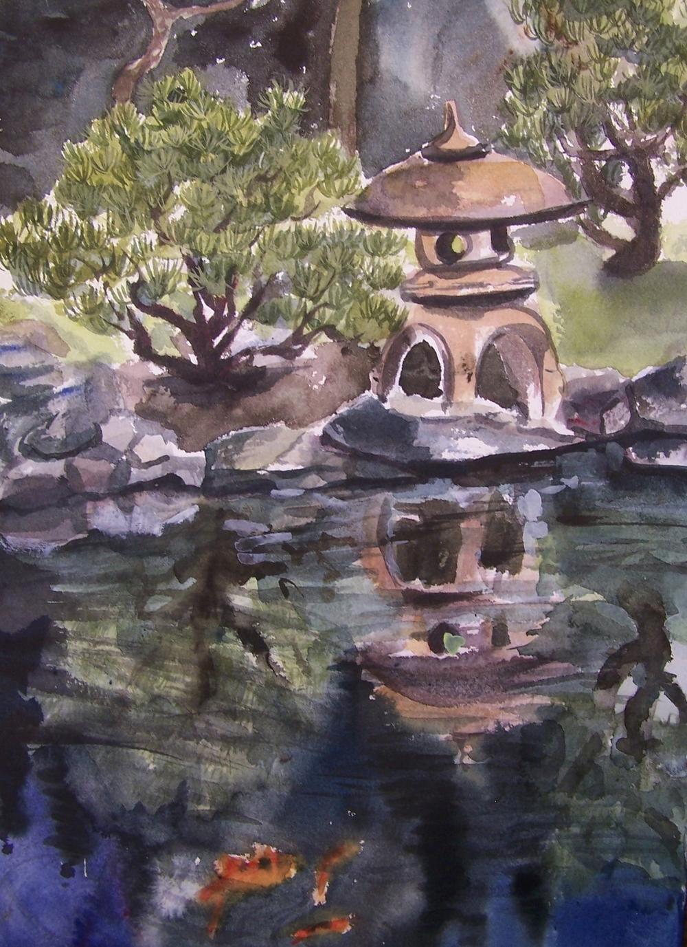 Pagoda - © Donna Lovely