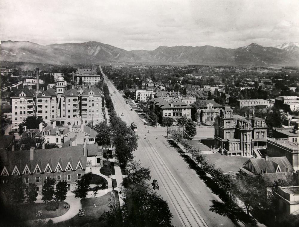 Image Courtesy Utah State Historical Society