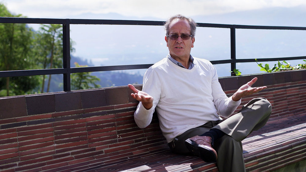 "Alberto Acosta is the former head of of the Ecuador Constitutional Assembly and was a key figure in bringing forth ""The Right of Nature"" legislation. His role would be comparable to the United States Speaker of the House."