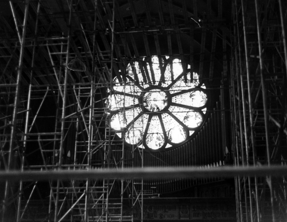 restoration rose window w scafolding.jpg