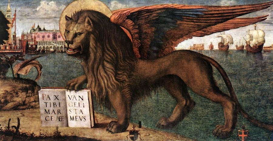 Mark_The Lion of_CARPACCIO, Vittore.jpg