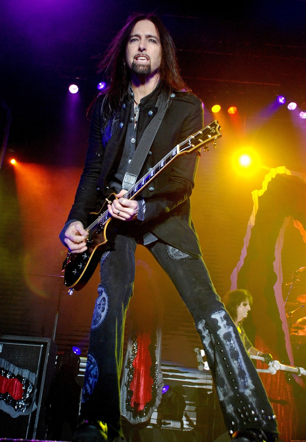 Damon Johnson, Alice Cooper/Thin Lizzy
