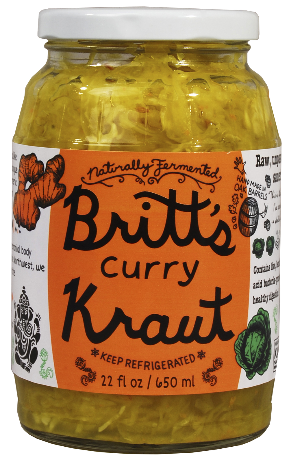 Curry Kraut