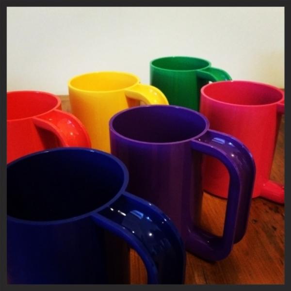 Mugs galore