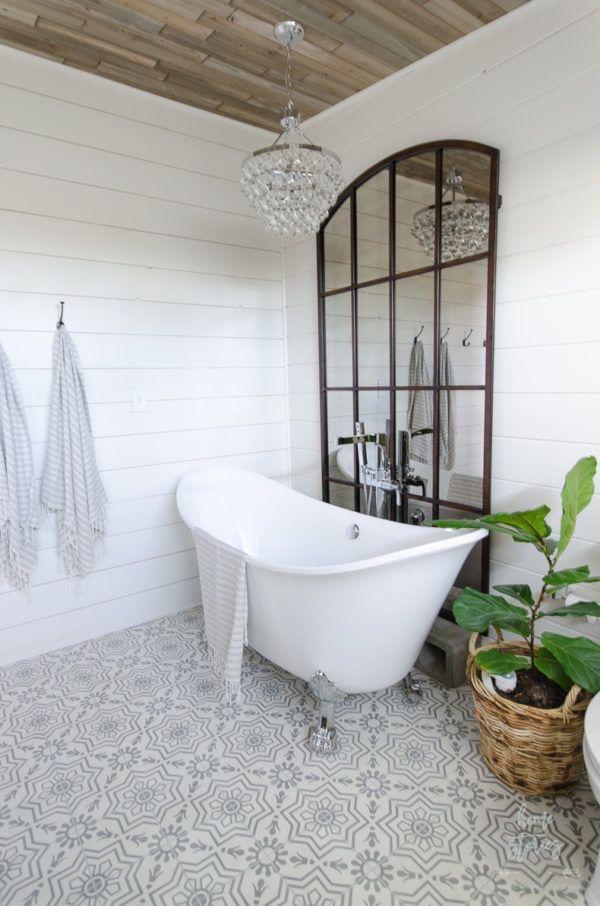 How To Create A Modern Farmhouse Bathroom Decorator Girl