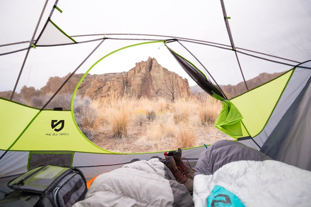 Image by Anna Jacobs & The Only Tent You Need: Nemo Losi 3P u2014 Elena Pressprich