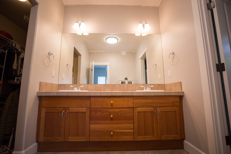 My Master Bathroom Remodel Before After Elena Pressprich - What do i need to remodel my bathroom