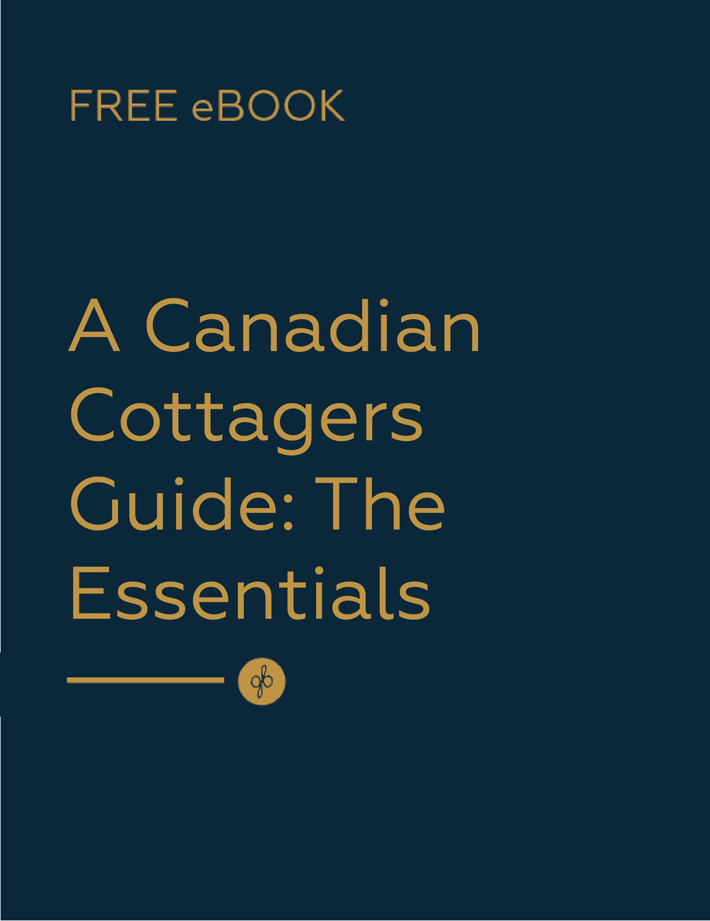 canadian cottagers guide free ebook