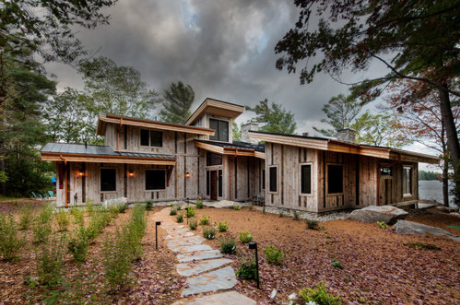 Contemporary-rustic-on-the-lake