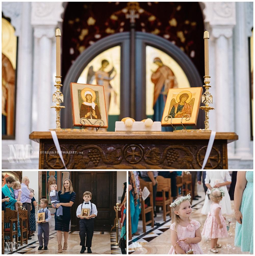 Orthodox Christian Wedding Alter