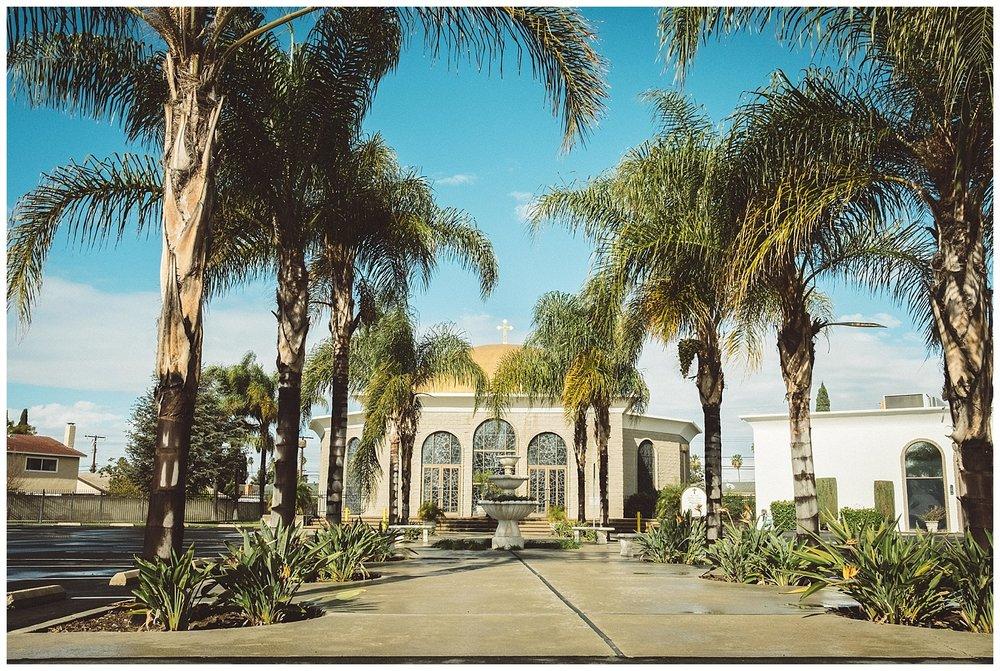 St. Luke Church, Garden Grove, CA