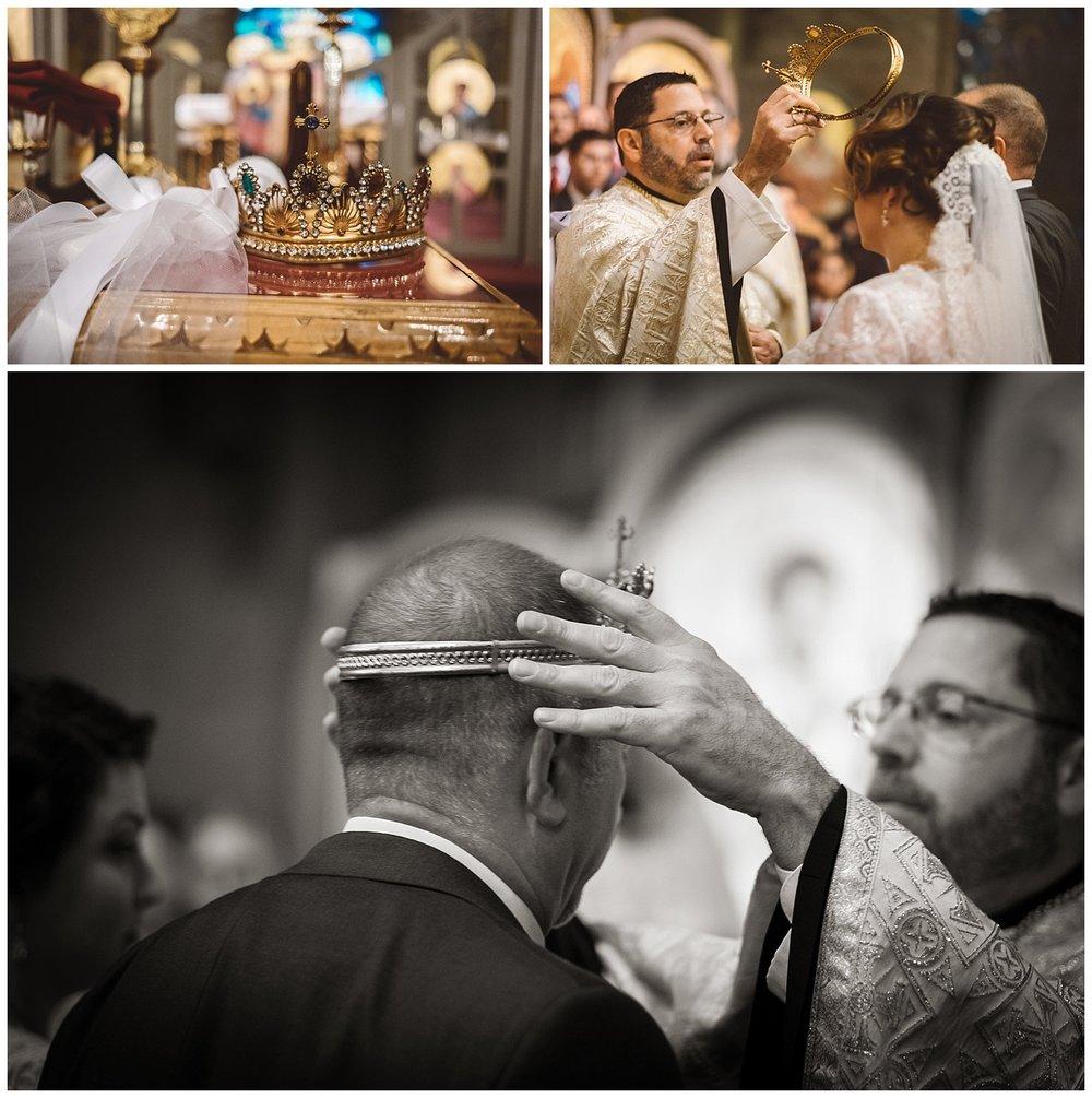 Orthodox Christian Wedding Crowns