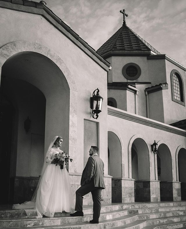 A little quiet moment with these two as they take it all in.  Married. . . . . . #orthodoxwedding #crownthemwithglory #greekwedding #orthodoxchristianity #church #architecture_hunter #bw_instantscatcher #noir_shots #bnw_wedding #labrides #losangelesweddingphotographer  #churchphotography #laweddingplanner #weddingchicks #bridetribe #muchlove_ig #lookslikefilm #authenticlovemag #DWPCollective #pursuepretty #wearegettingmarried  #lookslikefilm  #liveauthentic #weddinginspo #vscofilm #junebugweddings #weddinginspiration #heyheyhellomay #futurebride #bridaltheory