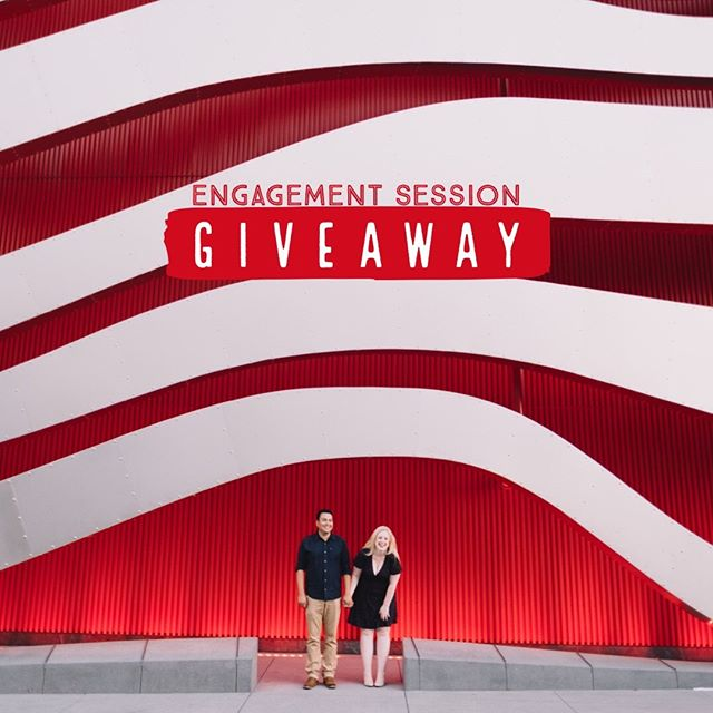 Listen up Lovers 🎯💕!! In honor of all of those lovely couples who are #engaged (or about to be over #ValentinesDay - wink wink💍😉😉). I'm celebrating the ❤️ month with an Engagement Session Giveaway! ⠀ ⠀ ⠀ Win an Engagement Session 📸with me 🧔🏻@nickmuellerphotography somewhere in beautiful Southern California. ⠀⠀ . . . How to Enter . 1️⃣ like this post, then leave me a comment where you # hashtag  # your dream wedding venue.⠀ . 2️⃣ Post a story about how the proposal went down and tag @nickmuellerphotography in the story! Be creative and have fun!! . 3️⃣Follow @nickmuellerphotography and send me a DM saying you've entered the giveaway. ⠀ PS, don't forget to share this with your engaged friends, it just may save them some 🧀and then they can put that towards the open bar at their wedding. 🥂 . That's it my friends!. ✨✨✨ ✨✨✨✨✨✨ ✨✨✨ . Bonus entries for tagging / sharing this post on Facebook!. Terms: -Your IG account must be PUBLIC (or I can't see you!) - This giveaway runs from 2/08/19 to 3/1/19 and the winner will be announced Saturday March 9th 2019, so STAY TUNED!!!⠀ - Shoot to take place at a mutually agreed upon location in Southern California. ⠀ - Session must be redeemed by August 3rd 2019. ⠀ - Giveaway contest has zero cash value and cannot be substituted for any other service.  Note: this giveaway is not sponsored and in no way affiliated with Instagram. ✨ . I cannot wait to see those tags and meet the winning couple!! . Cheers,  Nick