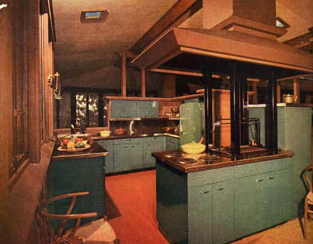 Kitchen Designs of the past : Part 2 The 1950's — Alchemy ... on 1950 house design, 1950 house interior, 1950 house siding, 1950 house garage, 1950 house windows, 1950 house cleaning, 1950 house plumbing, 1950 house construction, 1950 house maid, 1950 house bathrooms,
