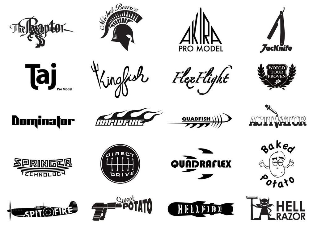 Firewire Surfboards   Logos